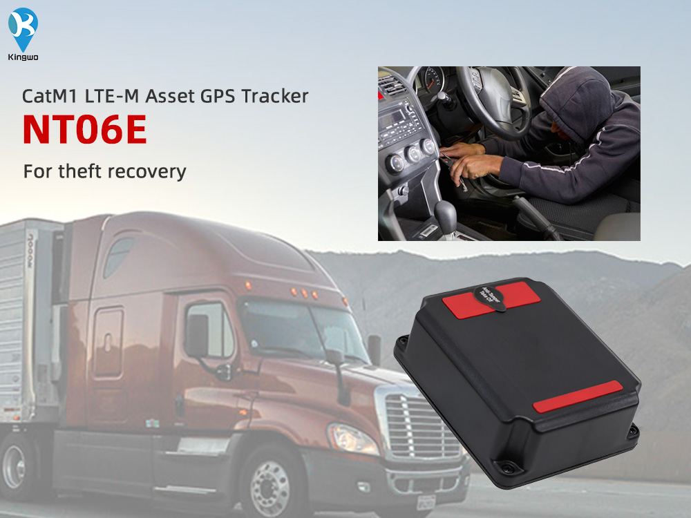 【Client Feedback】CatM1 LTE-M Asset GPS Tracker NT06E  Using for theft recovery